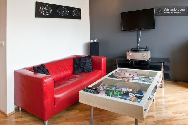 Stylish apartment in reykjavik in reykjavik