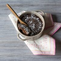Chocolate Brownie Mug Cake