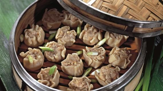 Вонтоны, китайские пельмени. Пошаговый рецепт с фото на Gastronom.ru