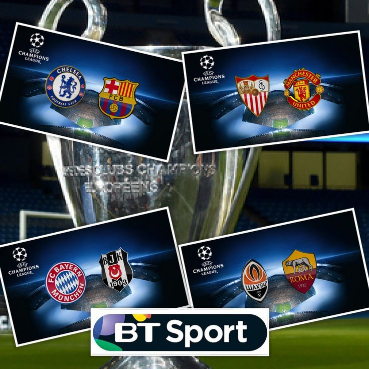 Watch Live UEFA Champions League Football on BT Sport: Check out the Latest Fixtures, Results and Reviews tidd.ly/68f3c1ec