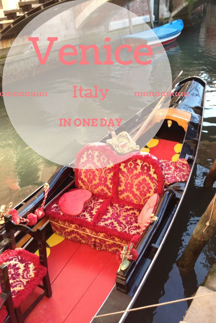 Venice in ONE day!