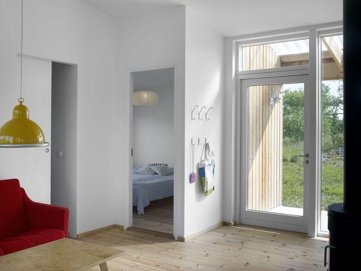 Mehr Als Ein Schwedischer Schuppen: Sehr Kleines Pinienhaus Mit Charakter  Und Individualität