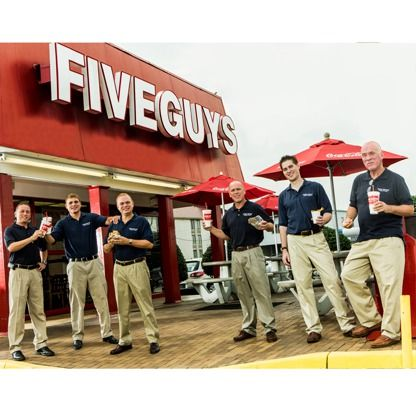 Five Guys Burgers: America's Fastest Growing Restaurant Chain - Forbes