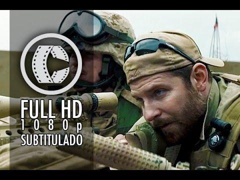 American Sniper - Teaser Trailer #1 [FULL HD] - Subtitulado por Cinescon...
