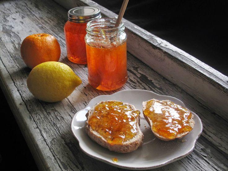 Bitter Orange / Seville Orange Marmelade