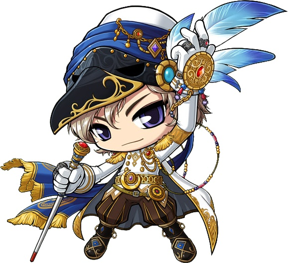 MapleStory-Phantom
