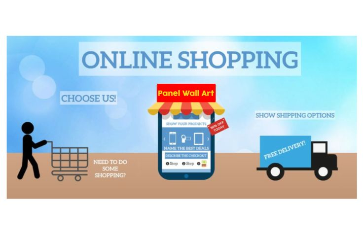 Top 3 Situations You May Face When Shopping Canvas Wall Art Online
