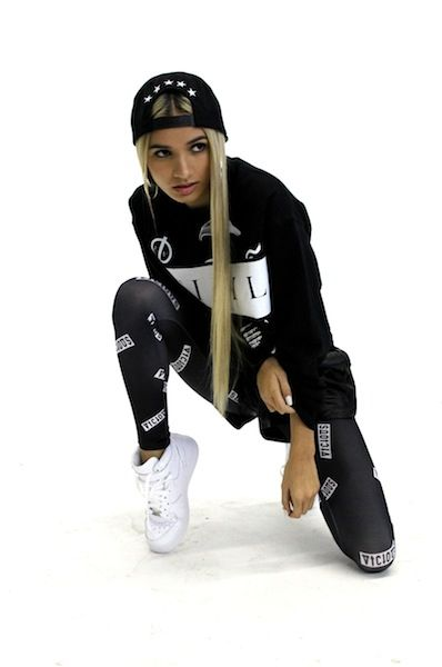 "Behind the Scenes: Pia Mia ""No Idols"" Collection Photo Shoot"