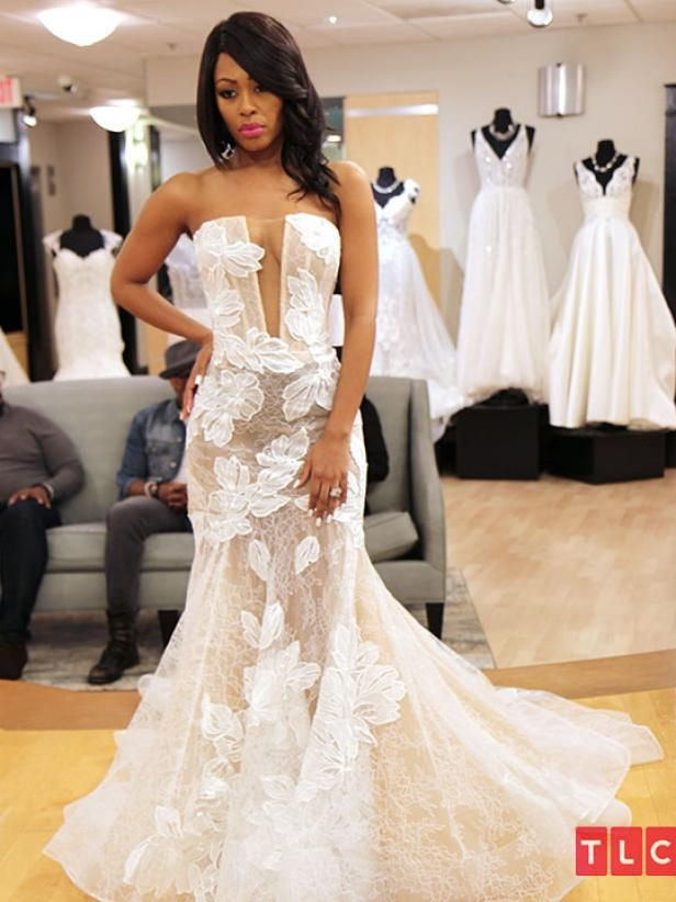 Say Yes To The Dress Atlanta Bride Brandi Designer Waters Style 0135917 Price 4 116 00 In 2020 Dresses Yes To The Dress Wedding Dresses