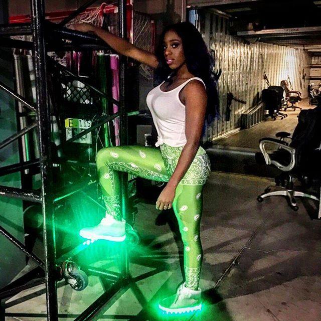 31 best Naomi images on Pinterest | Solofa fatu, Naomi wwe ...