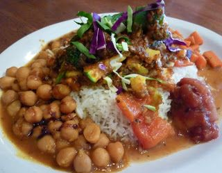 Foods For Long Life: Can You Become Addicted To A Curried Pumpkin Enchilada? A Review Of Avatar's Punjabi Burrito Restaurant In Petaluma, California