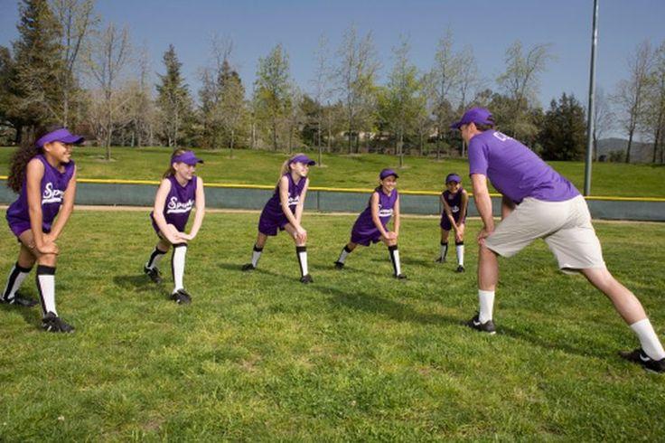 Programas de entrenamiento de softbol   Muy Fitness