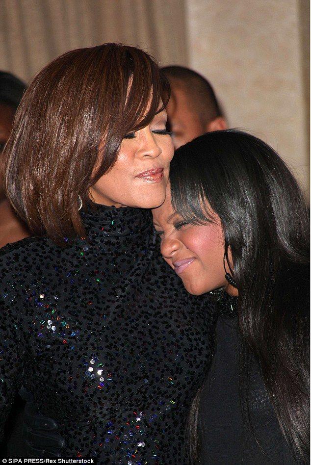 Sad irony: Bobbi Kristina was the love of Whitney Houston's life. Whitney was found drowned in a bathtub as was Bobbi Kristina
