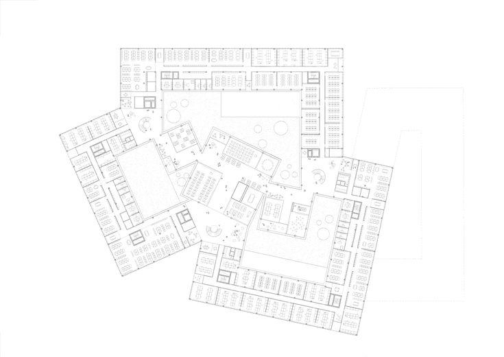 pool Architekten . Bienne_Berner Fachhochschule BFH . Biel (6)