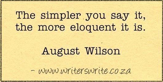 Quotable - August Wilson - Wri