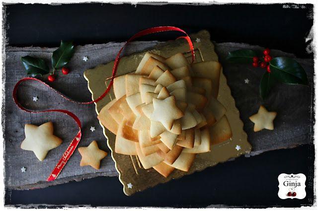 As várias faces da Ginja: Árvore (de Natal) de bolachas