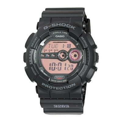 Casio Men's GD100MS-1 XL Series By G-Shock Classic Digital Black Watch - Cheap Watch Prices...