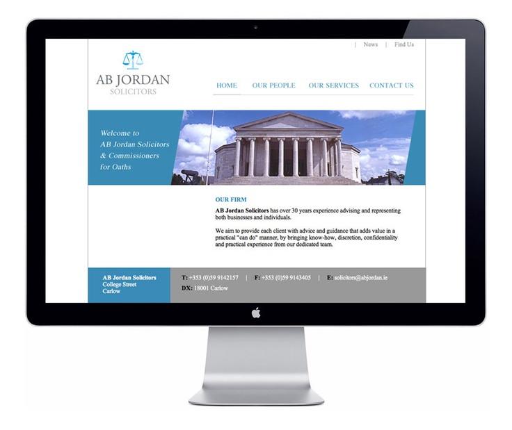 AB Jordan Solicitors - visit www.abjordan.ie