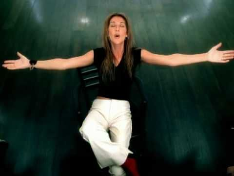 Céline Dion - That's The Way It Is!  Some songs are just so familiar, it's like coming home.  Chant bien Celine!