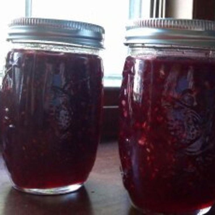 I have made jalapeno jelly for years, one year I added raspberries - and will never again make it any other way.  It's great on turkey or ham sandwiches.  I also melt it slightly and spoon it over cream cheese to serve with crackers.