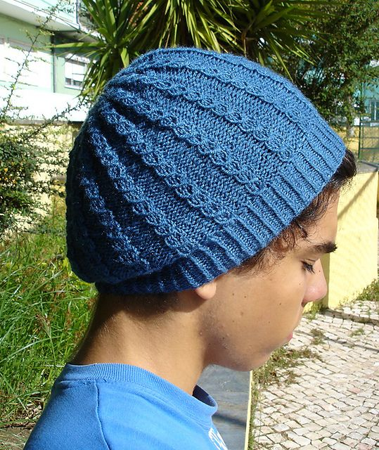 Ravelry: seni's Oeil de Perdrix Hat