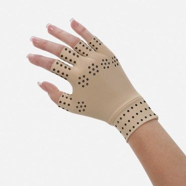 Magnetic Anti-Arthritis Therapy Gloves (1 Pair)