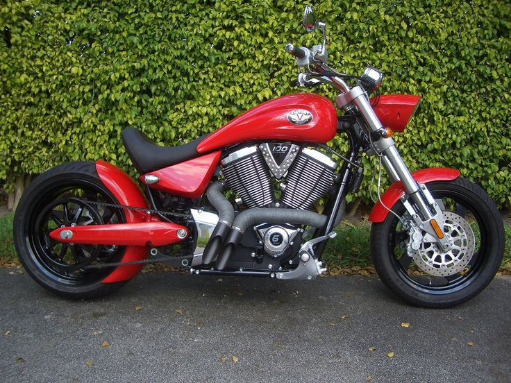 Victory Motorcycle Parts | Custom Victory Florida | Victory Motorcycles - RED
