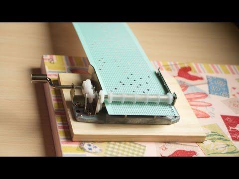 DIY Music Box. Визбор. Милая моя - YouTube