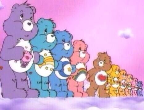 Carebears.. watched this the other night