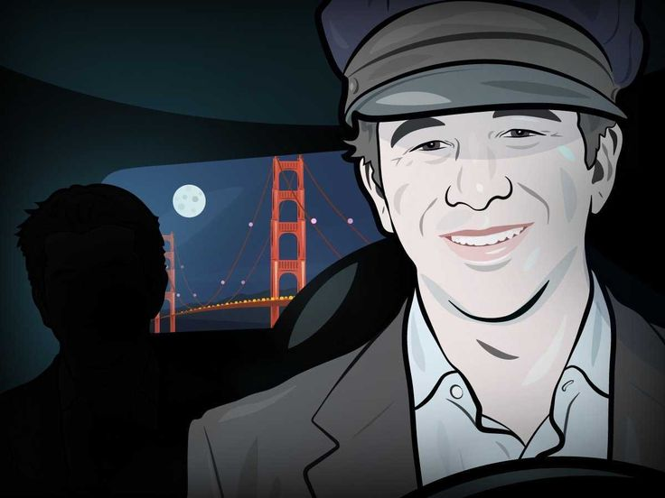 How Travis Kalanick, CEO of Uber, found success.