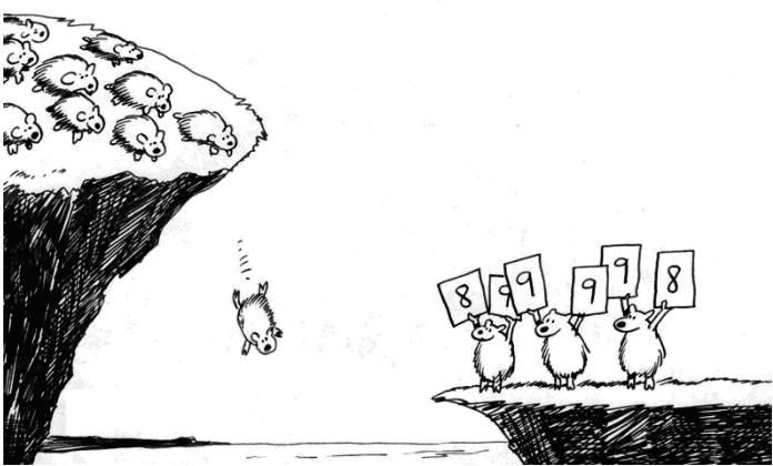 Investing and Herd Mentality: Are You a Lemming? Many investors react to market conditions like lemmings:
