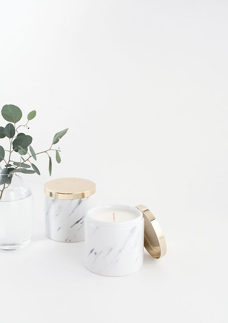 Last Minute DIY Gifts: Candles, Lip Balm and Soap | Homey Oh My!