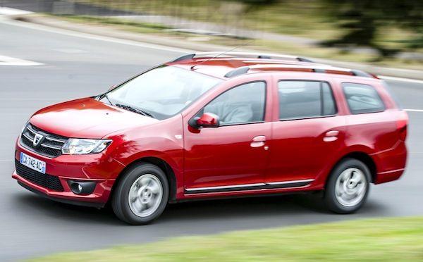 2015 Dacia Logan MCV