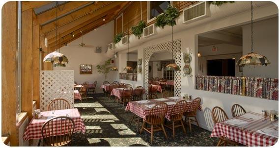 Italian Oasis Restaurant & Brewery, Littleton, NH