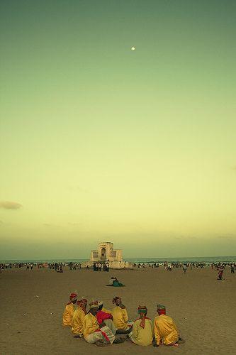 Elliots Beach, Chennai