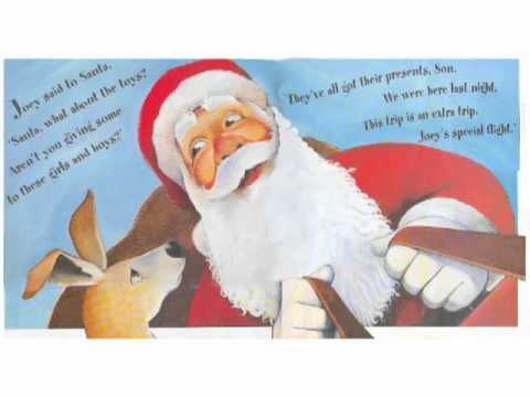 6 White Boomers Australian Christmas Book and Song