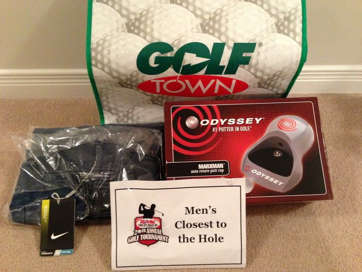 I won the Men's closest to the hole prize at Re/Max Twin City 20th annual golf tournament.