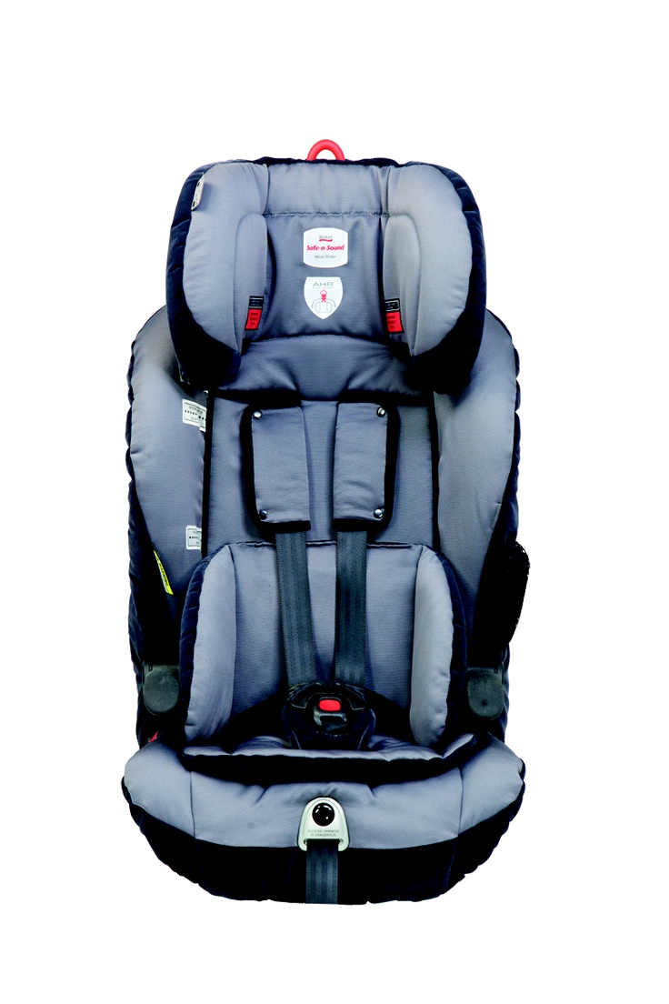 New maxi rider ahr easy adjust in bluestone with extended headrest from 6 months to 6