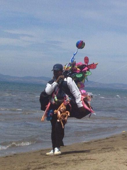 Sulla spiaggia!!!!!
