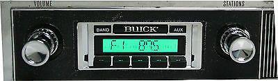 1966-1967 Buick Skylark AM FM Stereo Radio USA-230 Custom Autosound