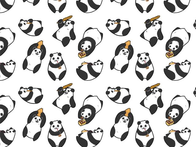 Cute panda tumblr themes - photo#6