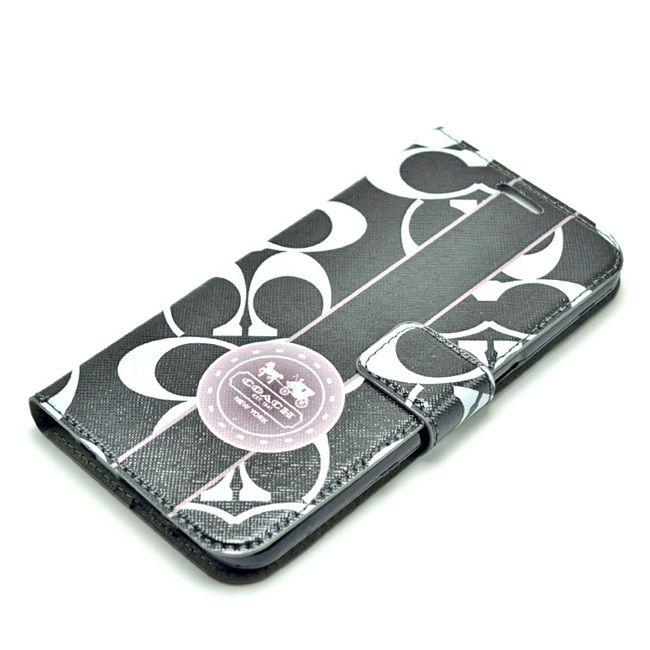 Coach Samsung Galxy S5 Cases Wallet Black :: Coach Galxy S5 Cases Covers Sleeve Coque Fundas Capa Para