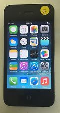 Apple iPhone 4 A1349 8GB Verizon Page Plus Smart Cell Phone BLACK *GOOD* Price: USD 39.8644 | UnitedStates
