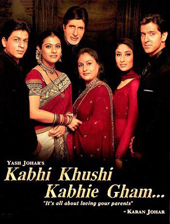 Ver Kabhi Khushi Kabhie Gham película completa sub español gratis y descarga películas hindú subtituladas en español.