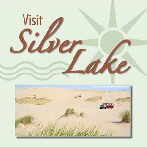 Discover the Silver Lake Sand Dunes in West Michigan