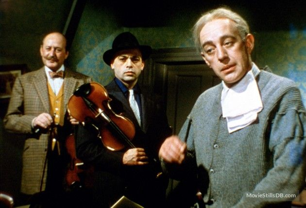 The Ladykillers (1955) Cecil Parker, Herbert Lom and Alec Guinness