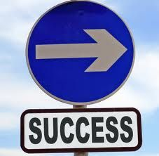 """The road to """"Success"""" begins with one simple action...click on the image and let's get started."""