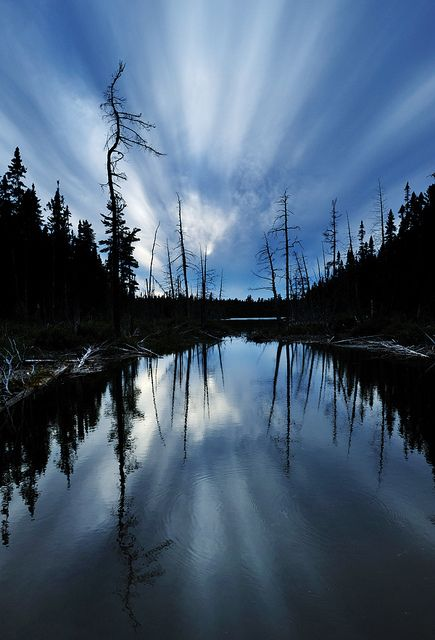 Temagami, ON, Canada, photo by Peter Bowers