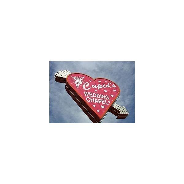 Cupids Wedding Chapel Las Vegas Liked On Polyvore
