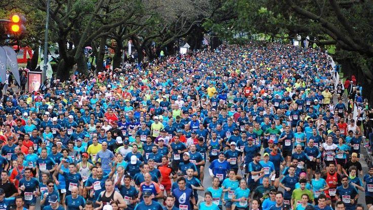El detalle de los cortes y desvíos por el Maratón de Buenos Aires